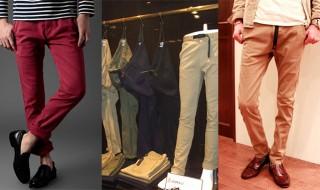 小柄な男性(メンズ)もナノユニバースの通販でスキニーパンツを初購入!