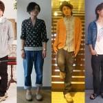 コガラ男子的背が高く見えるファッションや髪型、靴は?